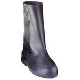 Tingley Rubber Corp. - Work Rubber 10 Inch High Overshoes-Black-Medium