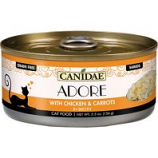 Canidae - Pure - Canidae Adore Canned Cat Food - Chicken/Carrot - 5.5 Oz