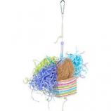 Prevue Pet Products - Prevue Basket Banquet Bird Toy - Assorted
