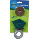 Petsafe - Toys/Treats - Busy Buddy Jewel Pop Treat Holding Dog Toy - Blue - Medium