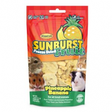 Higgins Premium Pet Foods - Sunburst Freeze Dried Fruits For Small Animal - PineApple/Banana - 0.5 oz