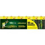 Gogreen Power - Alkaline Battery - C/12 Pack