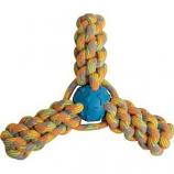 SnugArooz - Snugz Fling N' Fun Rope Toy - Assorted - 7 Inch