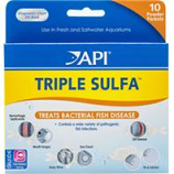 Mars Fishcare North Amer - Api Fin And Body Cure Powder - 10 Pack