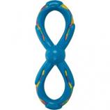 Quaker Pet Group - Godog Rope Tek Figure 8 Rope Dog Toy - Blue - Large