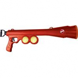 Ethical Dog - Launch & Fetch Tennis Ball Launcher-Red