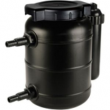 Oase-Living Water - Pressurized Pond Filter With Uv Clarifier - Black