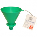 Tolco Corporation - Vented Funnel - Green - 8 oz