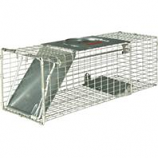 Miller Mfg  - SInchesgle Door Live Trap  - 18X6X6 Inches