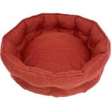 Petmate - Beds - La-Z-Boy Ginger Cuddler - Paprika - 22 X 8