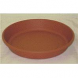 Myers Industries L&Ggroup - Classic Pot Saucer - Clay - 12 Inch