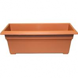 Novelty Mfg -Countryside Patio Planter-Terra Cotta-27 Inch