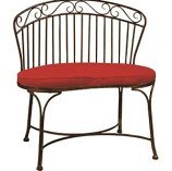 Deer Park Ironworks - Imperial Bench - Natural Patina