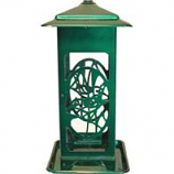 Apollo Investment Holding - Homestead Songbird Seed Feeder - Green - 5 Lb