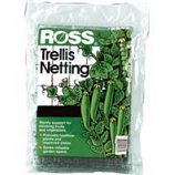 Easy Gardener - Ross Trellis Netting-Black-6X12 Foot