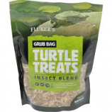 Flukers - Grub Bag Turtle Treat - Insect Blend - 6 Oz