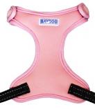 BayDog - Cape Cod Harness- Pink - X Small