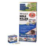 Motomco - Mole Killer Grub Formula-4 Pack