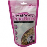 Pure Treats - Purebites Freeze Dried Dog Treat - Salmon - 2.47 Oz