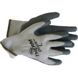 Boss Manufacturing -Men S Therm Plus Acrylic Lining Latex Palm Glove-Gray-Large