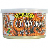 Zoo Med - Can O Worms - 1.2 Ounce
