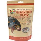 Zoo Med - Tortoise & Box Turtle Flower Food Topper - 1.4 Oz