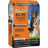 Canidae- All Life Stages - Dry Dog Food - Lamb Meal/Rice - 15 Lb
