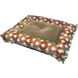 Petmate - Beds - La-Z-Boy Duke Ortho Bed - Mocha - 38 X 27