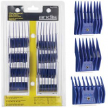 Andis - Universal Comb Set  9Pack - Small