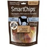 Petmatrix - Smartchips Chews - Peanut Butter - 12 Pack