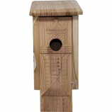 Welliver Outdoors - Welliver Outdoors Carved Lighthouse Bluebird House - Natural