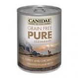 Canidae - Pure - Canidae Pure Elements Formula Wet Dog Food - Lamb/Turkey/Chi - 13 oz