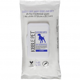 Kibble Pet - Soothing Wipes 25 Count