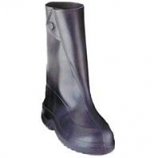 Tingley Rubber Corp. - Work Rubber 10 Inch High Overshoes-Black-Extra Large