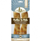 Fieldcrest Farms - Nothin' To Hide Rawhide Alternative Small Roll - Beef - 5 In/2 Pack