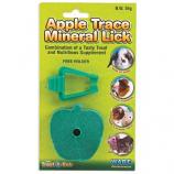 Ware Mfg - Bird/Small Animal - Apple Trace Mineral Lick - Green
