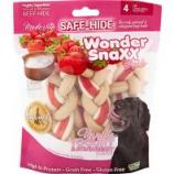 Healthy Chews - Wonder Snaxx Braids - Vanilla Yogurt/ - 4 Count