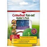 Super Pet - Container - Kaytee Crittertrail Builders Pack - Assorted