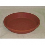 Myers Industries - Classic Pot Saucer - Clay - 10 Inch