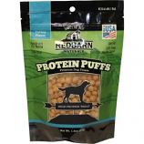 Redbarn Pet Products - Protein Puffs Dog Treat - Turkey - 1.8 Ounce