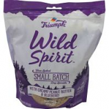 Triumph Pet Industries - Wild Spirit Small Batch Slow Baked Biscuits - Pb/Blueberry - 16 Oz