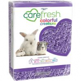 Healthy Pet - Healthy Pet Colorful Creations Bedding - Purple - 50 L