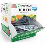 Green Roads World - Gr Relax Bears Gummies Gravity Dispenser Cbd - 50 Mg/24 Count