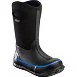 Perfect storm - Kids Cloud High Boot - Black/Blue - 12
