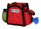 BayDog - Frisco Treat Pouch- Red