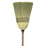 Nexstep Commercial Products - Parlor 100% Corn Broom - 12 Inch