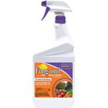 Bonide Products  - Fung-Onil Multi-Purpose Fungicide Ready To Use--1 Quart