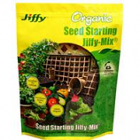 Jiffy/Ferry Morse Seed - Jiffy Natural And Organic Seed Starting Jiffy - Mix - 10 Quart