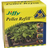 Jiffy/Ferry Morse Seed - Peat Pellet Refill - 36 Pack