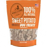 Petstages - Wholesome Pride Sweet Potato Mini Bites - Sweet Potato - 8 Oz